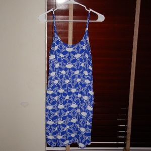 Old Navy Patterned Cami Dress